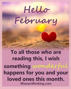 18 best new month greetings images on pinterest in 2018 new month greetings february month quotes frases quotations canvas quotes m4hsunfo