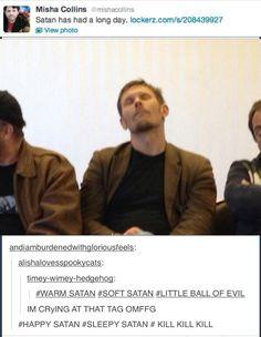 Lol at the Supernatural fandom!