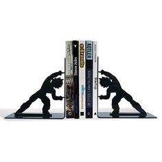 Aparador de Livros Fusion - Garimpo do Zé