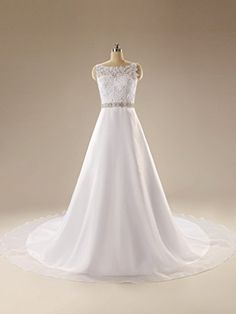 GL bridal Women's Crystal Backless Simple Lace Floral Wedding Dress US2 GL bridal http://www.amazon.com/dp/B01CTY5OQE/ref=cm_sw_r_pi_dp_GA44wb1ZBW70P