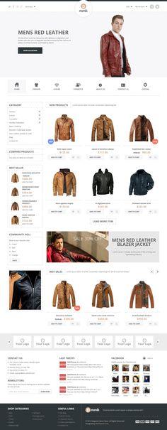 vina erida new multipurpose joomla ecommerce template website