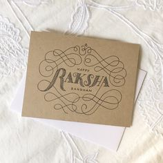Raksha bandhan cards up and ready on the shop! Get yours now before you forget!