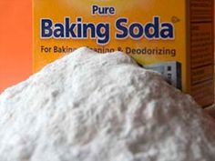 Baking Soda Hair Wash Method   I use it once a week and love it!
