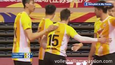 Jiangsu VS Shanghai |04-03-2018| Winners stage| Chinese Men's volleyball...