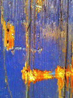 Buscando texturas Puertas madera viejas by Pepe Alfonso, via Flickr