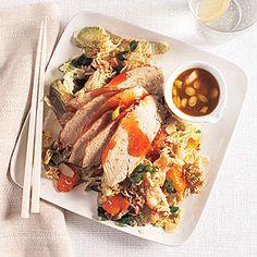 Chinese Chicken Salad | MyRecipes.com