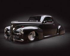 RATFINKCHOPPER Lincoln Zephyr, Cool Old Cars, Nice Cars, Power Rack, Air Ride, Car Painting, Collector Cars, Street Rods, Custom Cars