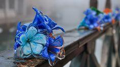 Glass flowers of Murano  The satellite islands of Venice