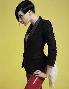 Hair: Saco Team Creative Photography: David Oldham Make-up: Andrew Gallimore Styling: Michelle Kelly