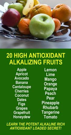20 High Antioxidant Alkalizing Fruits. TRY A FREE 2-DAY SAMPLE of Zija's XM+ the powerful appetite suppressant that provides all day energy. If you're serious about weight loss, fat burning, metabolism boosting, and appetite control then get your samples and let's get started! Request your free weight loss eBook with food diary, exercise tracker, and suggested fitness plan. #WeightLoss #FatBurning #MetabolismBoosting #Diet #Products #Supplements #Mixes #Shakes