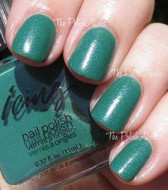 Icing Emerald City Swatch
