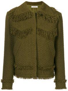 NINA RICCI Tweed Jacket. #ninaricci #cloth #jacket