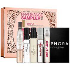 Sephora Favorites Fragrance Rollerball Sampler For Her #Sephora #gifts #giftsforher