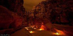 Petra de noche - Vive la magia de Petra, disfruta este viaje lleno de sorpresas y descubre el secreto de Duchara