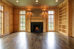 Columbus Residential - traditional - spaces - columbus - Arc Photography
