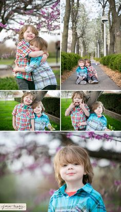 Kansas City children photographer, fun portrait sessions, red train    #Jana Marie Photography