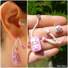 Extraños aretes que tus orejas piden a gritos tener