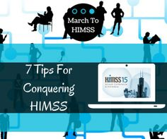 7 Tips to make the most out of HIMSS from Sue Schade