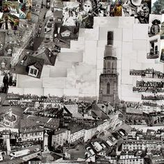 Sohei Nishino Proves that Old School Photography is Still Attention-Worthy #photography trendhunter.com