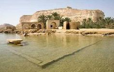 Adrere Amellal - Siwa Oaisis, Egypt