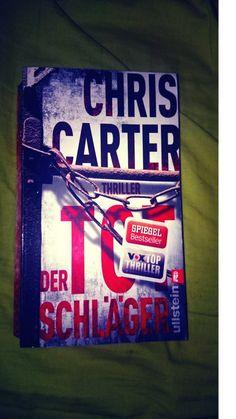 """Sucht ihr noch einen mitreissenden Thriller für den Sommer? Dann schaut doch in unserer Rezension von Chris Carters Todschläger vorbei. Weitere Thriller werden in der Kategorie """"Muntermacher"""" vorgestellt. www.nixzulesende"""