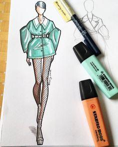Fashion Drawing Tutorial, Fashion Figure Drawing, Fashion Model Drawing, Fashion Drawing Dresses, Fashion Illustration Dresses, Fashion Design Sketchbook, Fashion Design Drawings, Fashion Sketches, Illustration Mode