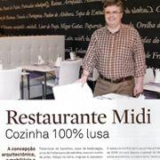 Portugal (Torres Vedras) - Restaurante Midi
