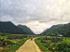 Road trip, Pu Luong