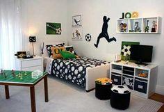 decoração de quarto juvenil masculino - Pesquisa Google