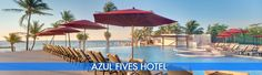 All Inclusive Azul Fives Hotel - Cancun - I want to live here - Bannister Travel, 662-288-9052