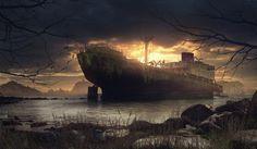 Artist Insight: Jakub Skop - article | CGSociety