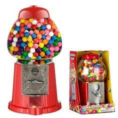 From 8.95:Gumball Vending Machine Dispenser Sweet Bubblegum Fun Kids Toy Chewing Gum New