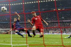 Según 'Sport Bild', el Barça quiere a Thomas Müller para este verano. #FCBarcelona #Muller #Fichajes