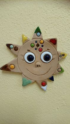 Slab Pottery, Ceramic Pottery, Ceramic Art, Clay Projects, Clay Crafts, Diy And Crafts, Pottery Patterns, Kids Clay, Clay Ornaments