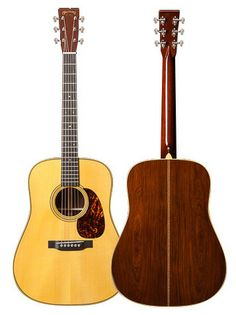 Martin introduces D-28 Authentic 1937