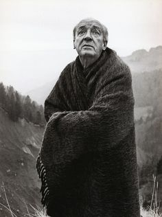 Vladimir Nabokov by Lord Snowdon