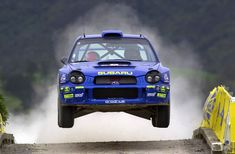 One of the true greats in Rally. Richard Burns
