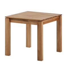 Tavolo da pranzo BenWOOD - Legno massello di faggio oliato