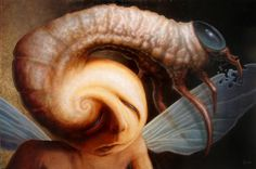 The Fibonacci Worm