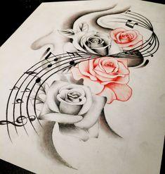 Visitez notre site et regardez les dessins de tatouage ? Visit our site and look at the tattoo drawings ? Visitez notre site et regardez les dessins de tatouage ? Visit our site and look at the tattoo drawings ? Dope Tattoos, Body Art Tattoos, Tattoo Crane, Mädchen Tattoo, Stencils Tatuagem, Tattoo Stencils, Music Tattoo Sleeves, Sleeve Tattoos, Tattoo Music