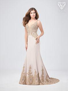 9ec843c8da3 Val Stefani 3259RK. Mermaid Prom Dresses ...