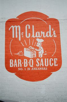 #McClards Hot Springs, #Arkansas