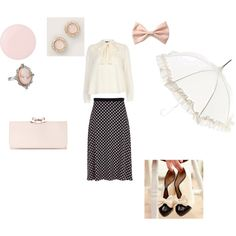 A fashion look from March 2014 featuring vintage style shirts, river island skirts and bow pumps. Browse and shop related looks. Shoe Bag, Stuff To Buy, Shopping, Clothes, Collection, Design, Women, Fashion, Tall Clothing