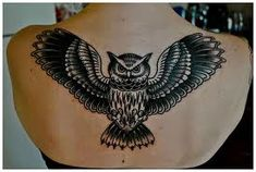 Owl Tattoos And Meanings-Owl Tattoo Designs And Ideas-Owl Tattoo Pictures