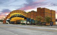 컨테이너하우스의 가능성을 만나다 - 컨테이너 건축의 개념 및 특징 - study by 2Look :: 네이버 블로그