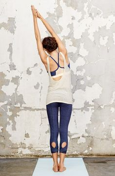Alternative Tank, Bra & Leggings  available at #Nordstrom. I need this. Looking cute at the gym=makes me work harder!