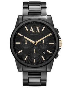 dbfb0028842fd Armani Exchange Male Casual Watch AX2094 Black Analog Sale price.  144.95 Armani  Exchange, Jewelry