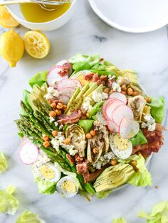 Loaded Cobb Salad | 15 Summery Salads That Won't Leave You Hungry