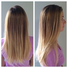 Balayage created by classic pgh using Kenra colors!