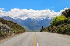 Road Mount Aspiring